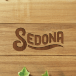 "Logo bois ""Sedona"""